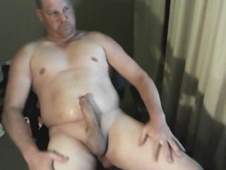 Jerking off and cumin on myself