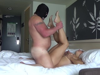 A long horny sex session with my Daddy