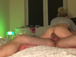 tinder milf rough anal pussy pounding caught on hidden camera very hot