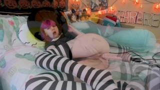 Anal witch retired video deep halloween