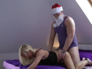 Swedberg Nude Fucking, Horny and hard fuck with SantA Claus Blonde Cumshot Hardcore Mature MILF