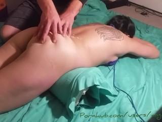 Her Hot Wax-massage 2018