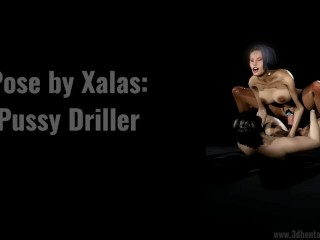 Pussy Driller