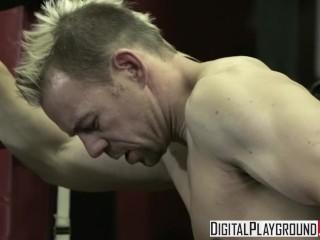 Digital Playground - Jesse Jane & Erik Everhard fuck in the ring