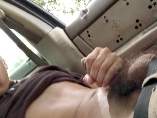 Young mexican jerking off in car cashapp $RickCira