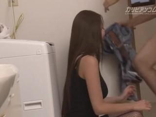 【無】AV女優をあなたの自宅に宅配! 朝桐光 Akari Asagiri
