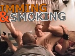 Smoking & Rimming a Hot Beefy Butt - Preview of Bigger Things