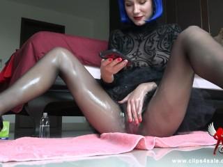 Seamless Pleasure - Sexy Ballerina