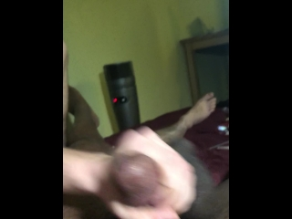 Chaz Gets Serviced by His Bi Neigbor