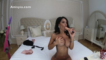4k anisyia livejasmin - put it in my mouth, please!