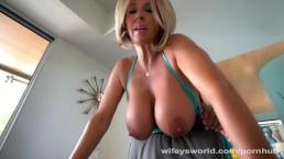 Full wifey porn video, my first sex lesbian