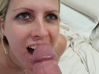 Clip full movie online [hotwife] fuckbuddy cums in my mouth after doggystyle fucking, milf hotwife cum in mouth doggystyle pov doggy