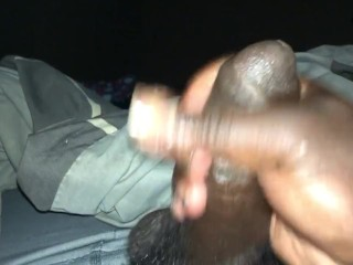 Tried some oil and to make a more sensual cumshot lol enjoy and share