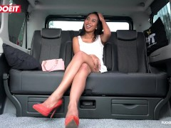 CABBIE ENJOYS HIS FANTASY FUCK WITH ASIAN TEEN #Letsdoeit