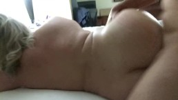 Friends Grandma Loves Young Cock