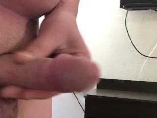 Thick Dick Big Cumshot