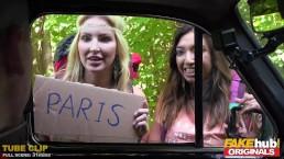 FAKEhub Originals Fake Taxi to Fake Hostel