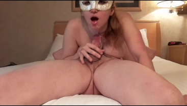 Sweet PAWG does me 69, makes me drop a load in her mouth!