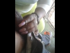 Grandma sucking me off uptown dc