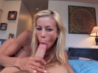 Crush on Stepmom -Alexis Fawx POV ~FULL VID~