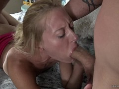 "Atlanta Freaky Swingers - Brutally Fuck Wife - With a Huge 10"" White Cock"