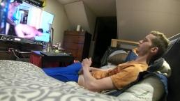 atrapó a mi hermano viendo porno gay