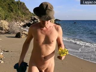 Solo Male Cock & Flower Worship Dildo Greece - Lapjaz.com Ecosexual Ecoporn