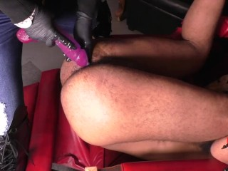 Daisy marie anal pegging throatfuck femdom rough sex anal mistress julie simone, ass fuck kink rough chubby butt