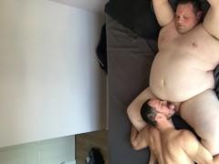 Hot guys fuck hard