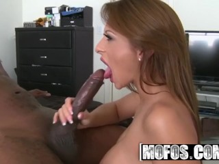 MOFOS – Alison Star gets pounded by some bbc