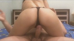 Amazing Sex with the Cute Teen in a hotel room - MaryVincXXX