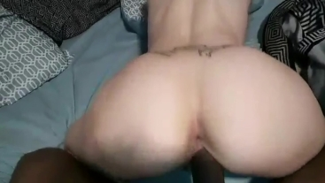 Daddy Puts His BBC In My Tight Pussy