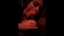 BBC Taste So Good In Her Mouth