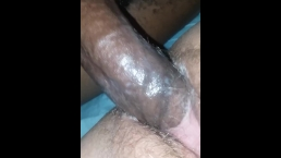 White Milf Creams All Over Big Black Cock(bbc) Multiple Orgasm