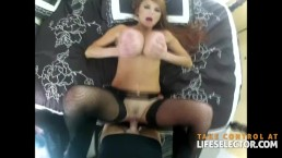 Redhead whore Taylor is ready to do yout bidding POV