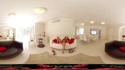 myVRsin.com - Nikky Thorne - Hot summer dress 4K teaser