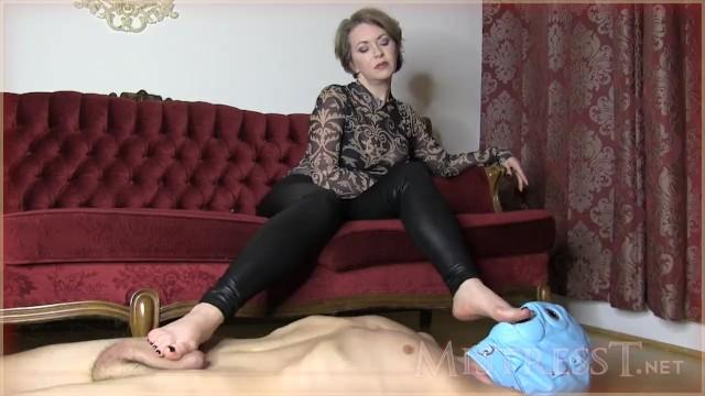 Mature cummers videos Mistress t - footjob_quick_cummer