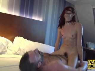 Ava fiore porn skinny sub mouth fucked, pascalssubsluts kink bdsm fetish reality amateur