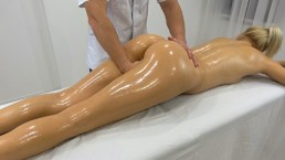 In-Home Massage Therapist fucked me hard