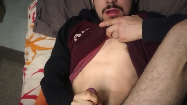 BF Wants Some Raw Chub Dick Just Before Leaving For Work