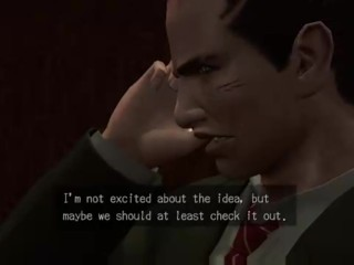 Sucking At Deadly Premonition Part 7