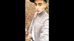 Destroy Dick December - Result : Ugly foreskin and cum just a drop
