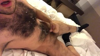 Another messy cumshot