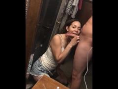Sucking my BF Dick