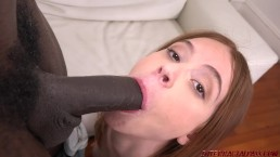 Pepper Hart loves a good BBC dicking from a Black Man!!!