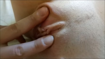 Young Sweet Pussy Get A Hard Finger Fuck (First part)