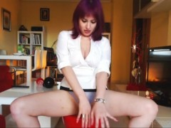 No hands:test your excitation levels! Will you dare to pass this hot tease?