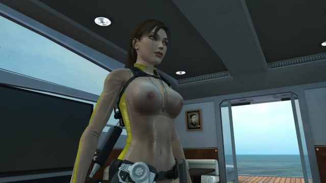 Tomb raider nude gallery Lara croft ultra high quality nude in tomb raider underworld
