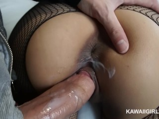 Fucked In Fishnets – KawaiiGirl