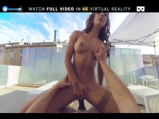BaDoink VR Big Titted Teen Susy Gala Squirts And Gets Fucked Outdoor